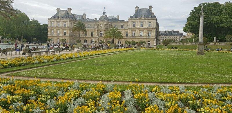 dicas de paris luxemburgo