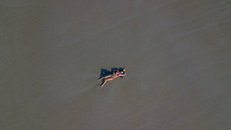 viagem para lençóis maranhenses foto aérea luisa galiza