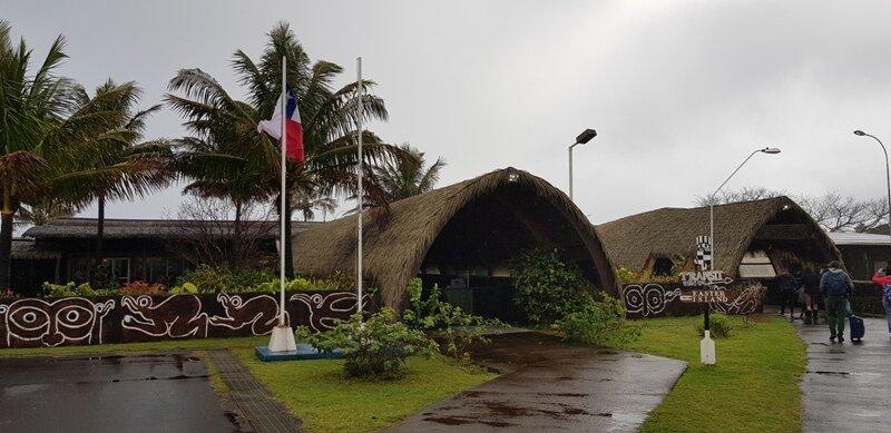roteiro para ilha de pascoa aeroporto
