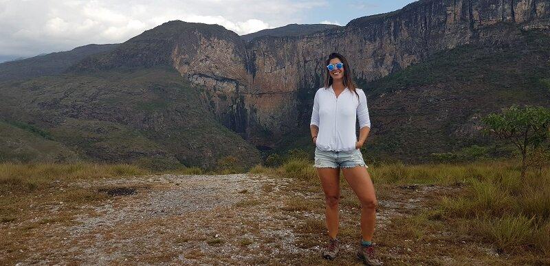 trilhas da cachoeira do tabuleiro mirante