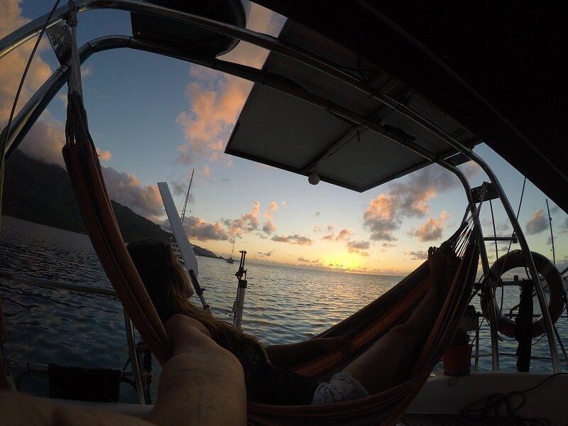 velear na polinesia francesa barco