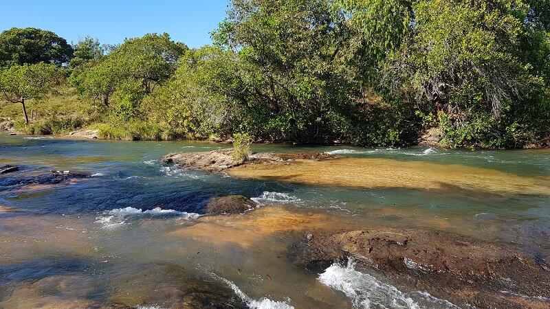 Passeios pelo Tocantins nas Serras Gerais