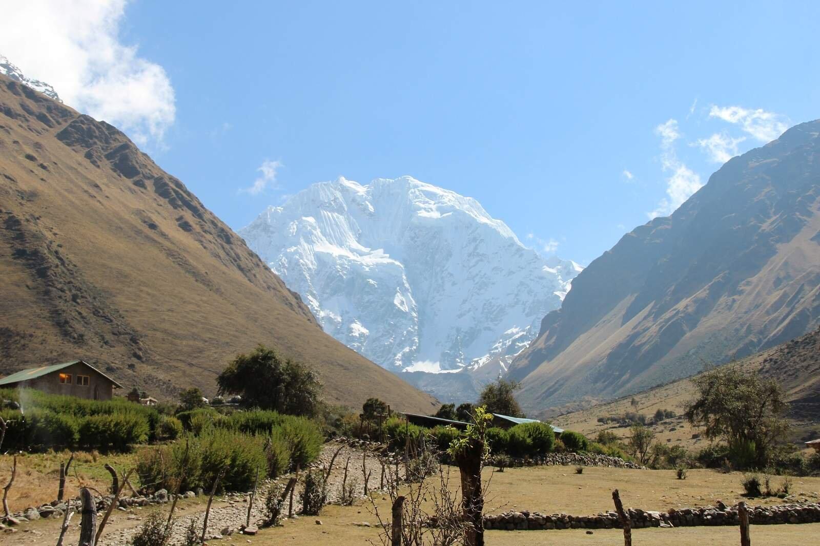 Como é a incrível Trilha Salkantay até Machu Picchu