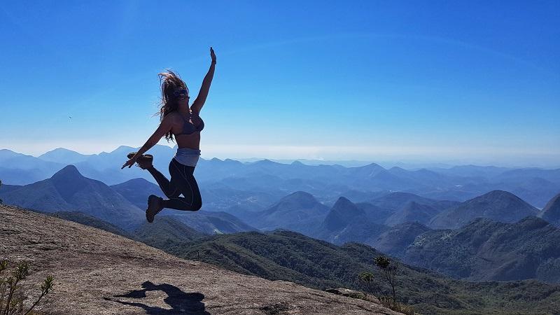 travessia petrópolis Teresópolis montanhas pulo