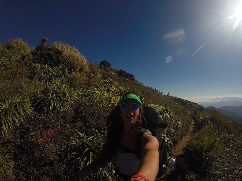 travessia petrópolis Teresópolis montanhas trilha