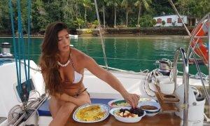 Uma experiência incrível: como é se hospedar em um veleiro em Angra dos Reis