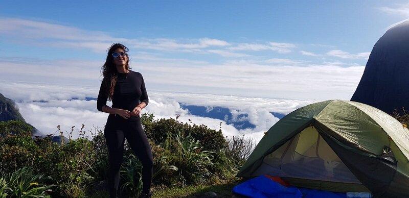 trekking do pico paraná luisa barraca nuvens