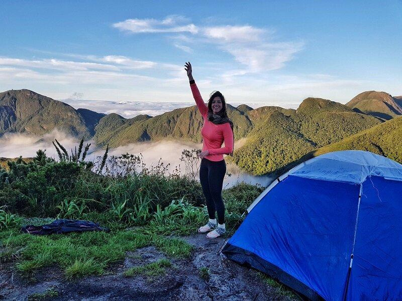 trekking pico paraná luisa barraca