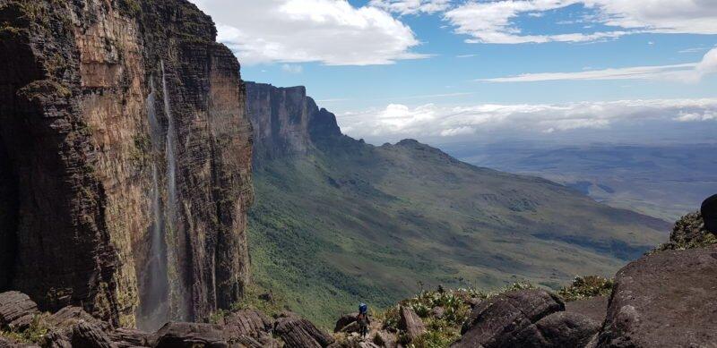 trekking na América do sul
