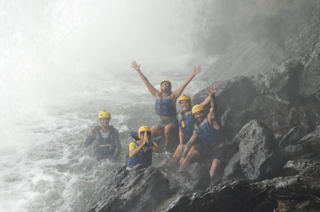 viagem para o Jalapão cachoeira da velha