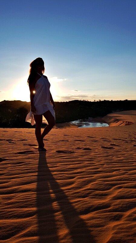 viagem para o Jalapão dunas
