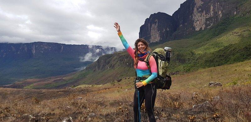 Mochila e Trekking no norte do país