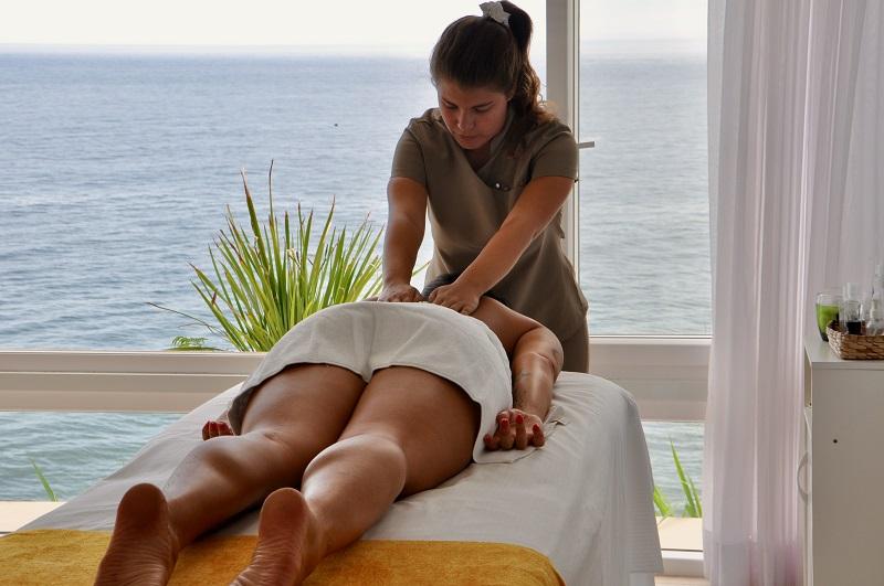casa & mar massagem