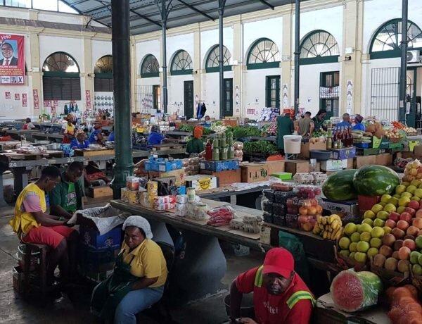 Conhecendo um pouco de Maputo, capital de Moçambique
