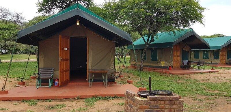 parque nacional de pilanesburg resort