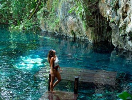 A maravilhosa Lagoa do Japonês no Tocantins