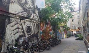 Berlim alternativa, saindo do tradicional e acrescentando seu roteiro