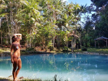 As belíssimas cachoeiras de Presidente Figueiredo, Amazônia