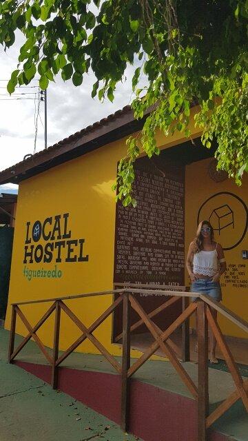 local hostel de presidente figueiredo