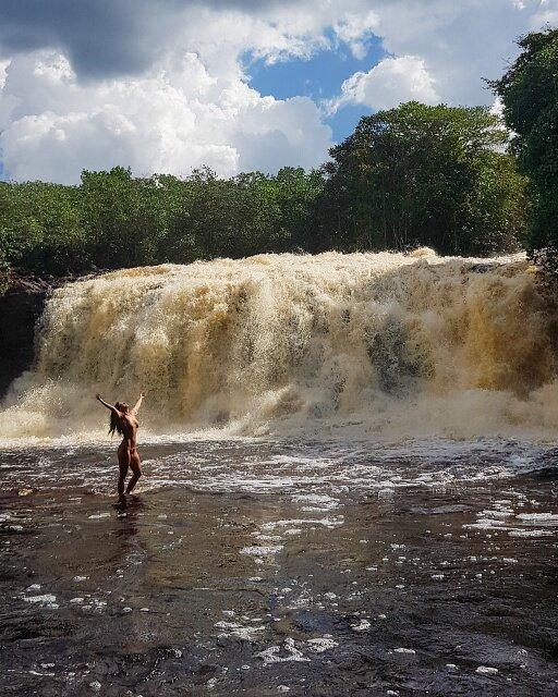 cachoeiras de presidente figueiredo iracema