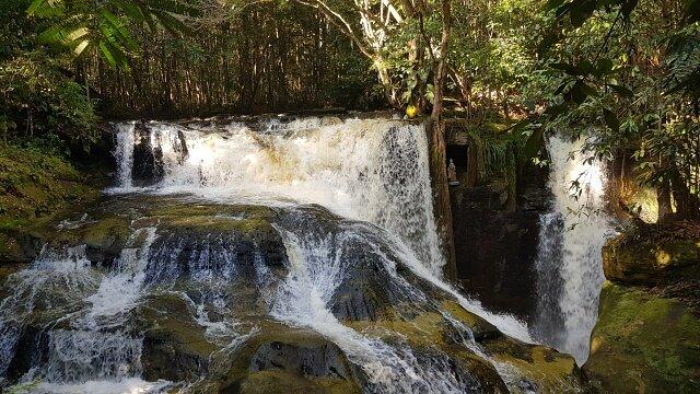 cachoeira do santuario presidente figueiredo