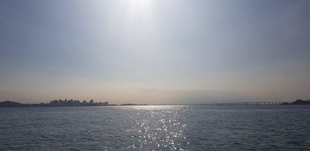 vista da ponta rio niteroi