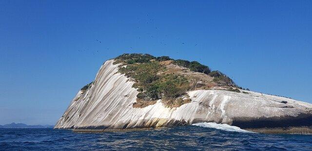 passeio de barco nas ilhas cagarras