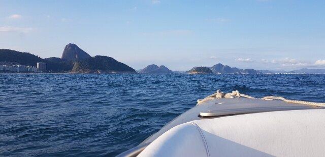 passeio de barco pelo rj