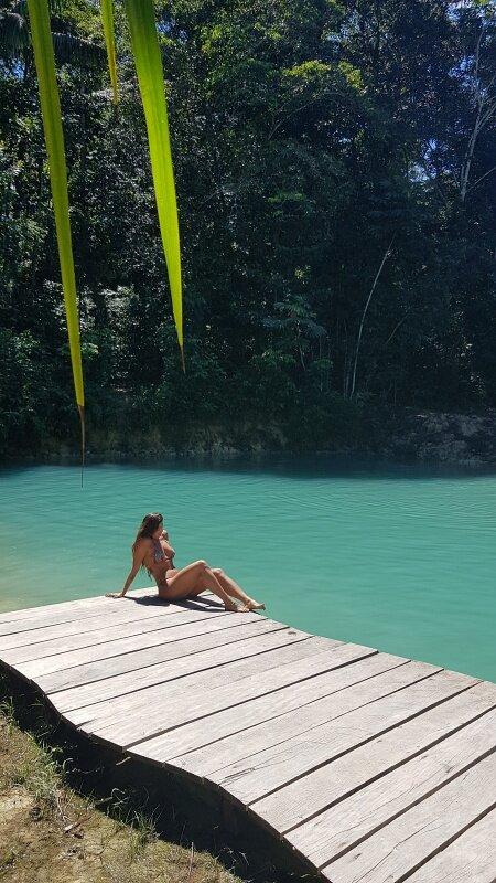 lagoa azul roteiro 7 dias na amazonia