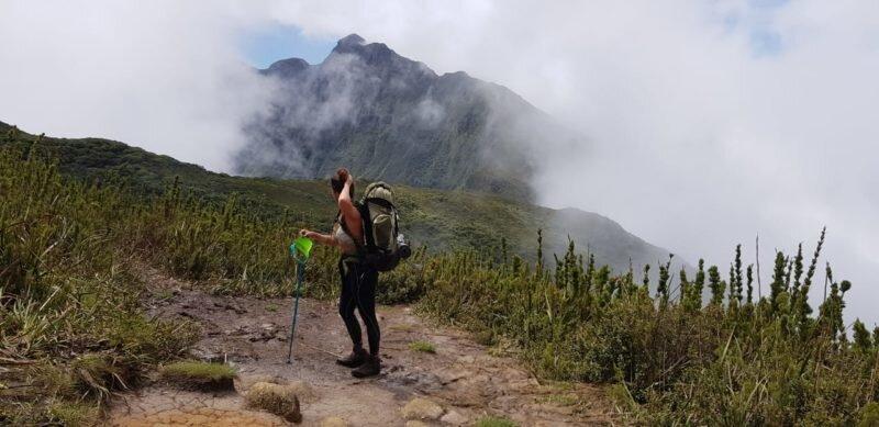 trekking pico paraná