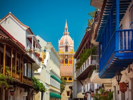 Saiba onde ficar em Cartagena