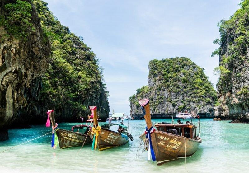 maia bay segur viagem tailandia
