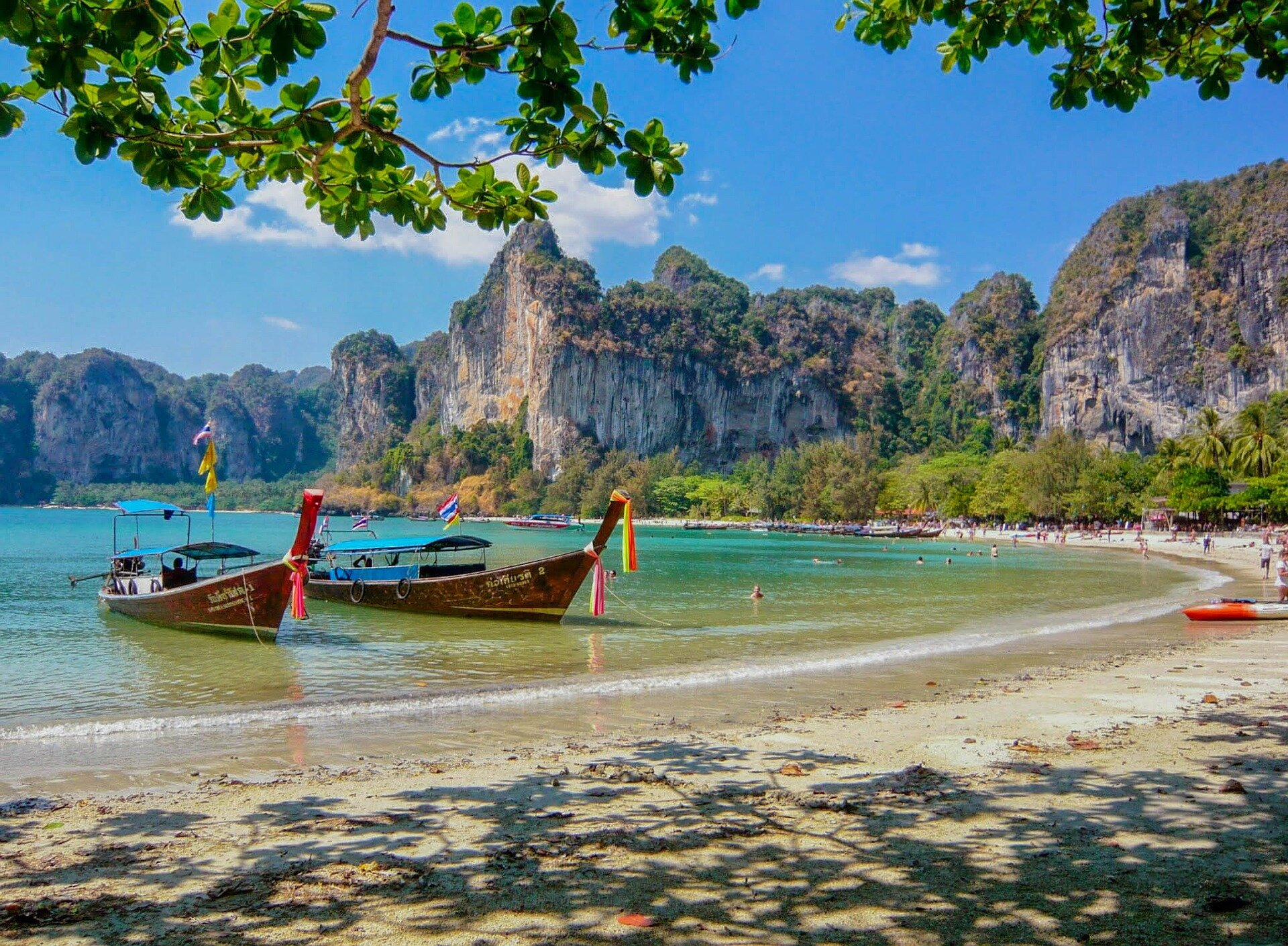 seguro viagem tailandia koh phi phi