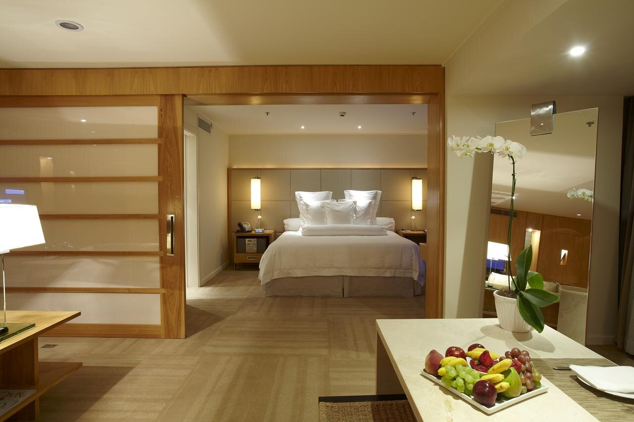 quarto de hotel são paulo