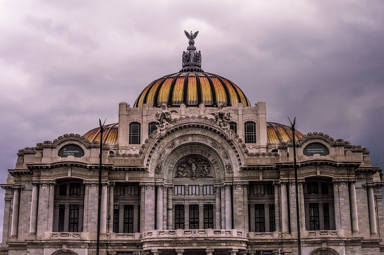 onde se ospedar na capital mexicana