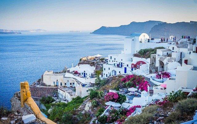 grecia oia
