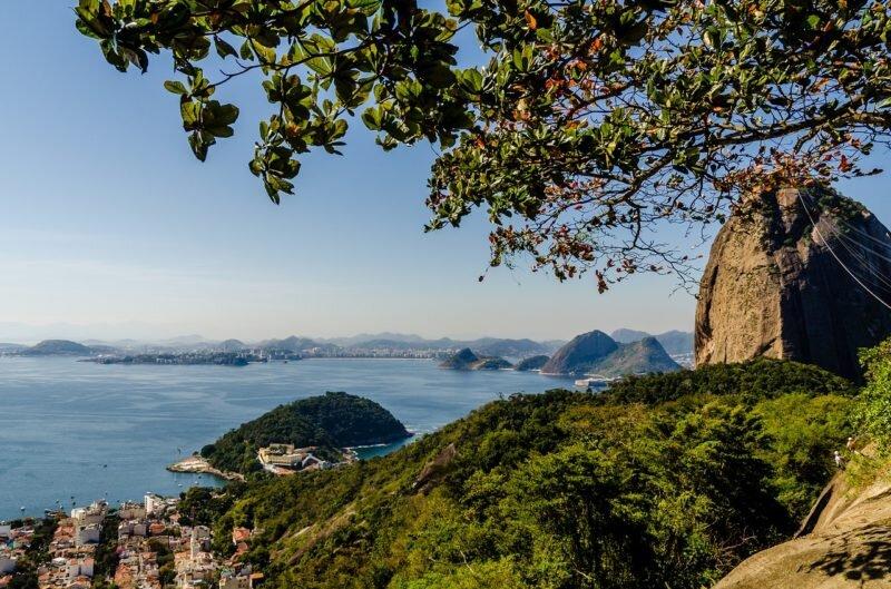 cachoeiras na cidade do Rio de Janeiro