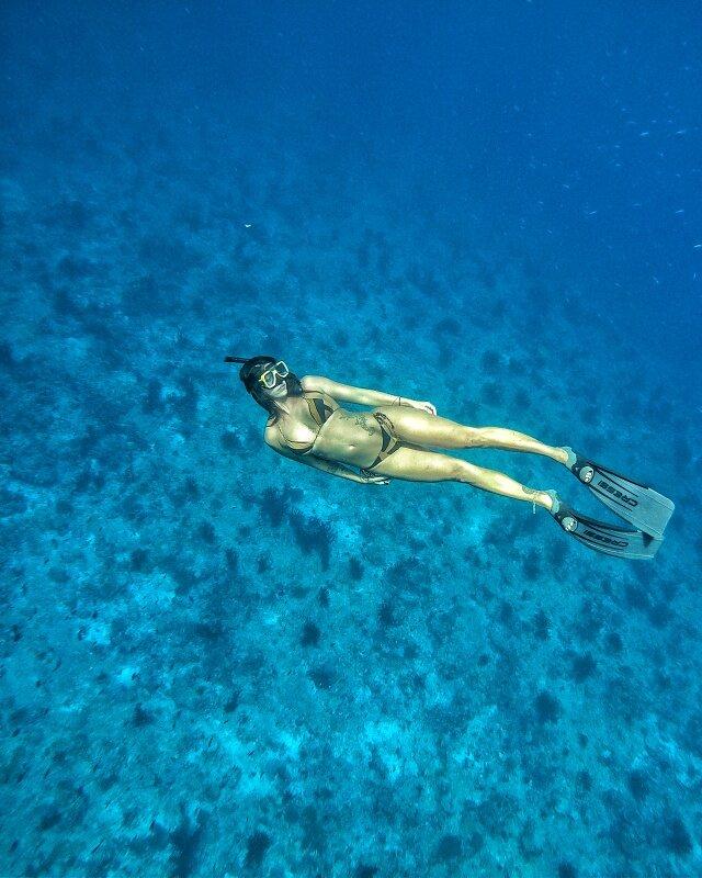 mergulho maldivas
