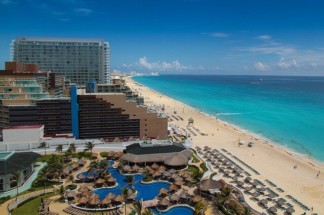 hotel em cancun