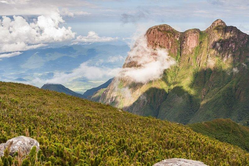 trekking no brasil pico paraná