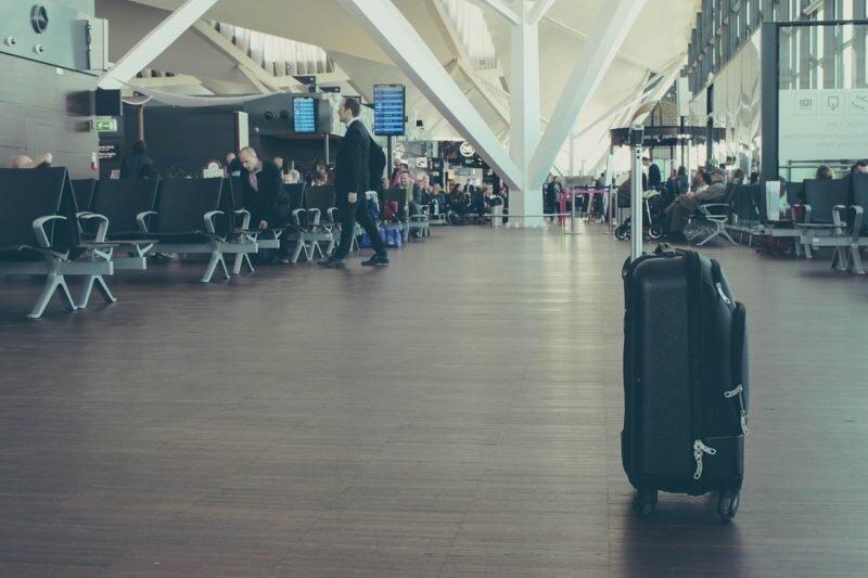 bagagem extraviada no aeroporto