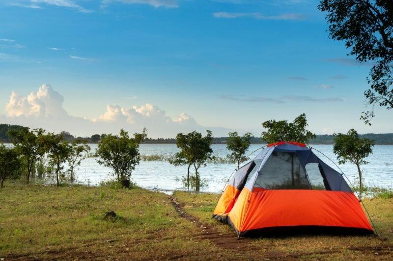 barraca de camping como escolher