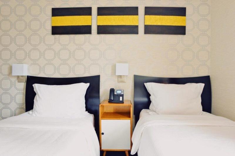 quarto hotel mimosa ny