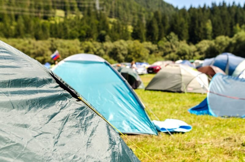 caracteristicas de barracas de camping