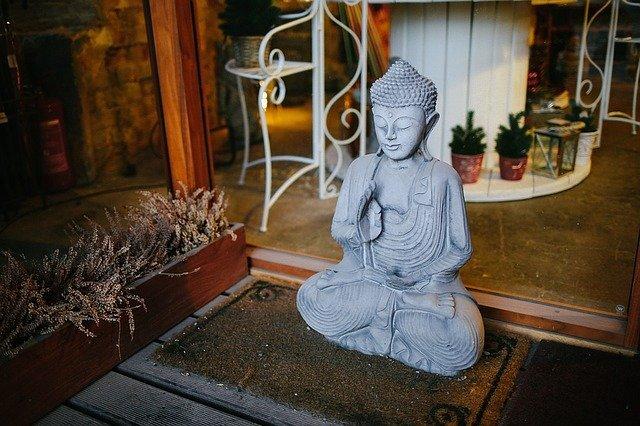 meditation buda