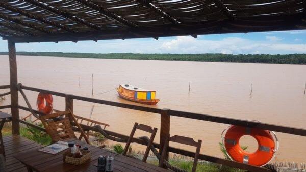 onde comer no delta do parnaiba
