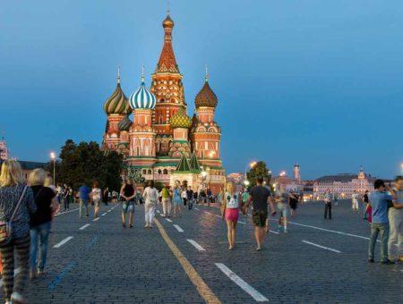 Viagem para Rússia por meio da arte: viaje dentro de casa