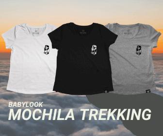 Babylook Mochila Trekking