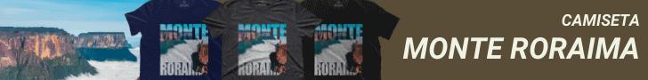Camiseta Monte Roraima