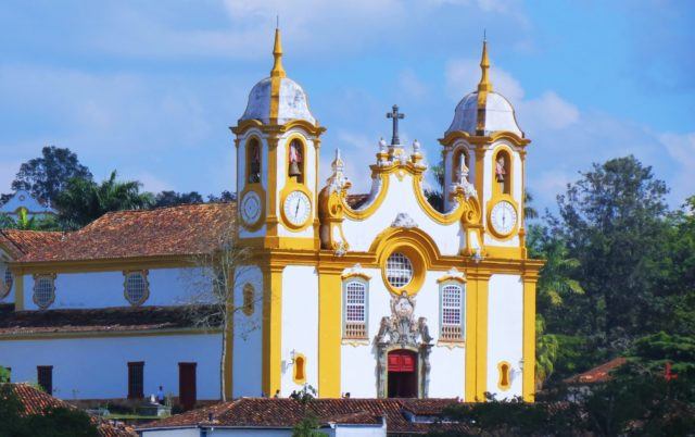 igreja de santo antonio tiradentes mg